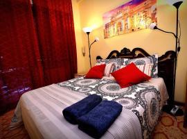 Tiberius Suite Roma, hotel in Rome
