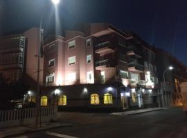 Hotel Villa De Foz, hotel en Foz