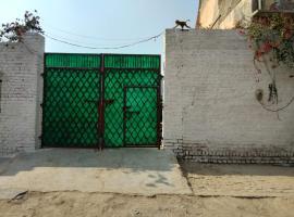 Brij Homes, pet-friendly hotel in Vrindāvan
