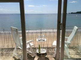 Beautiful apartment with stunning sea views