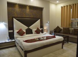 Hotel Metro Continental-5mins Walk From Charbagh Rail & Metro Station
