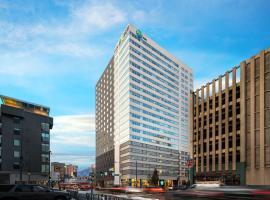 Home2 Suites By Hilton Denver Downtown Convention Center, hotel in Denver