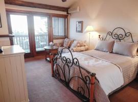 Taharaa Mountain Lodge, accessible hotel in Estes Park