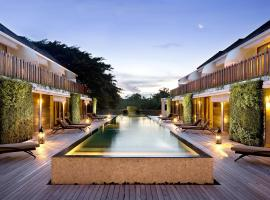 Kupu Kupu Jimbaran Beach Hotel & Spa by L'Occitane