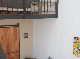 Antigua Fonda Duplex Studio