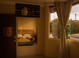Colt Hotel, bed & breakfast a Guarulhos