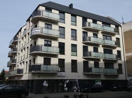 Leszno City Center Apartments, hotel in Leszno