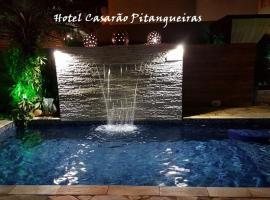Hotel Casarão Pitangueiras, hotel in Guarujá
