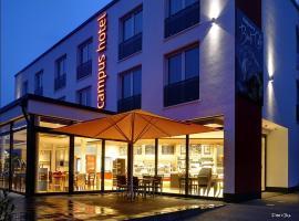 Campushotel, haustierfreundliches Hotel in Hagen