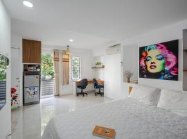 Green Cocoon, apartment in Ho Chi Minh City