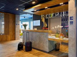 ibis budget Oostende Airport、オーステンデのホテル