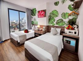 Mega Light Hotel Managed By VNServices, accessible hotel in Nha Trang