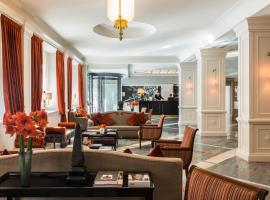 Starhotels Michelangelo Rome, hotel sa Roma