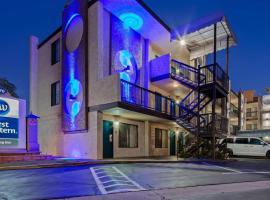 Best Western Courtesy Inn, hotel in Anaheim