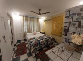 Entire 3 Bed Room Flat with Kitchen