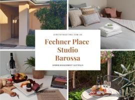 Fechner Place Barossa, 1 Bed, 1 Bath & Wine, hotel in Tanunda