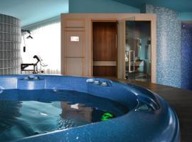 don guglielmo panoramic Hotel & Spa, hotel in Campobasso