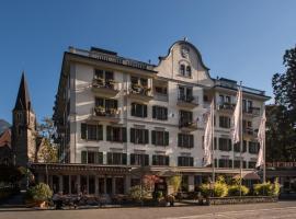 Hotel Bären - The place to rest, hotel in Wengen