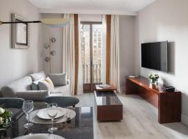 Suites Center Barcelona, apartamento en Barcelona