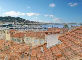 IMMOGROOM - 67m² - Duplex - 7min to the beaches - A/C - CONGRESS/BEACHES, apartment in Cannes