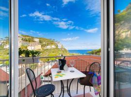 Luxury home with sea-view - La limonella