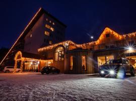 Hotel Zerrenpach Látky