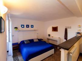 ARIA DI MARE : BOLLE BLU apartment, hotel a Manarola