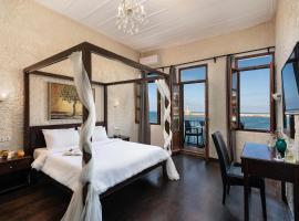 Porto Antico, pet-friendly hotel in Chania Town