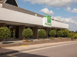 Holiday Inn Ipswich, hotel in Ipswich