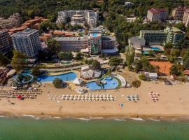 Hotel Lilia, hotel na Zlatých pieskoch