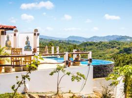 Buddha Roc Beach Resort, hotel near Christ of the Mercy, San Juan del Sur