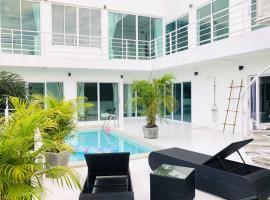 oceanview villa 4 bedroom