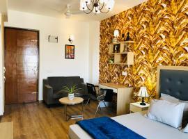 Heritage Inn Classic Studio ( A Promenade Venture), apartment in Noida