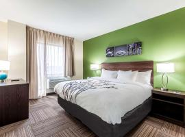 Sleep Inn & Suites near JFK Air Train