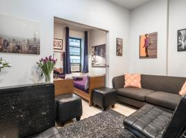 420 Friendly Loft 2 Bedroom Sleeps 6 Grand Central