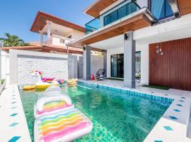 Morning Ville Pool Villa