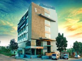Hotel Residenza Samasth Palatial, hotel in Mysore