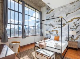 Penthouse Lofts by Sosuite, family hotel in Philadelphia