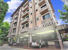 Romena Grand Hotel, hotel near Chiang Mai Gate, Chiang Mai