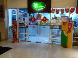 KL City View Roomstay - Jln Kuching