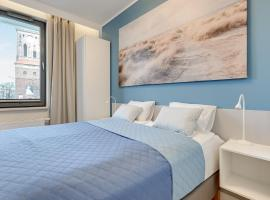 Apartment Long Gardens TriApart®, self catering accommodation in Gdańsk