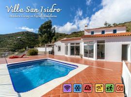 Villa San Isidro - Modern Living in Rural Andalucia - NEW 2020