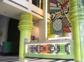 MaxOneHotels.com at Sabang, hotel in Jakarta