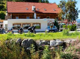 Gasthaus Traube, pet-friendly hotel in Bichlbach