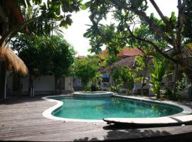 ColiveMe Coliving. Sleep Surf Cowork, hotel with jacuzzis in Legian