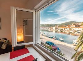 Apartment Prošpe, budget hotel in Vela Luka