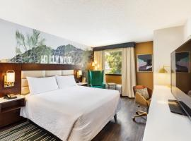 Hilton Garden Inn Los Angeles / Hollywood, hotel perto de Dolby Theater, Los Angeles