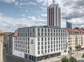 H2 Hotel Leipzig, hotel in Leipzig