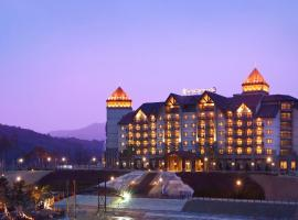 AM Hotel, hotel in Pyeongchang