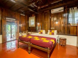 The Granary Room,fishing,Spice&Fruit market, luxury hotel in Alleppey